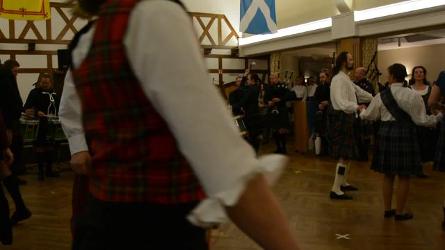 Burns Supper Peine 2019 - Video 1