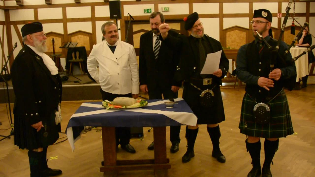 Burns Supper Peine 2019 - Video 2