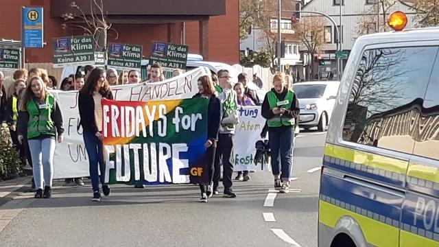 fridaysforfuture in Gifhorn