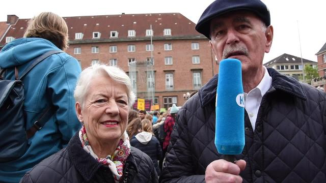 Fridays for Future: So war die Demonstration in Kiel