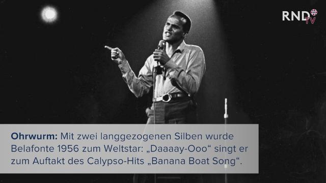 Harry Belafonte wird 90 - Stationen seines Lebens