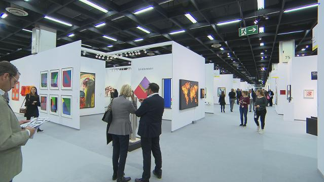 Art Cologne lockt internationales Publikum nach Köln