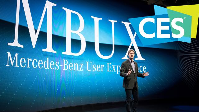 CES 2018: Mercedes MBUX und andere Highlights in Las Vegas