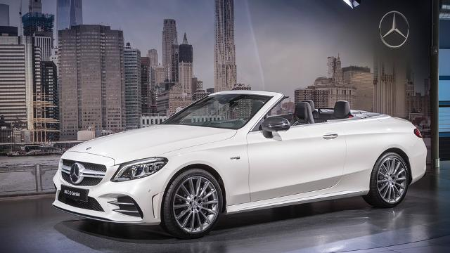 New York Auto Show: Highlights von Mercedes bis Volkswagen