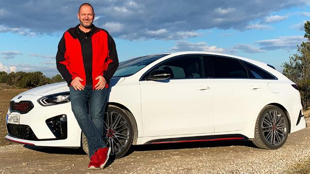 Kia ProCeed GT 1.6 T-GDI DCT7 - Der Kia Ceed Shooting Brake