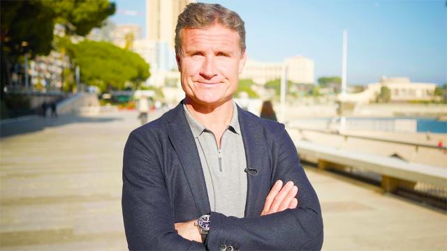 Laureus Botschafter David Coulthard Change the Game for Kids