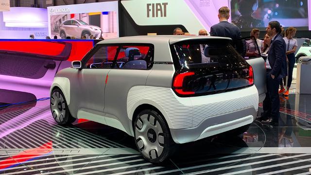 Genf 2019: Weltpremieren bei Fiat, Abarth, Alfa und Jeep