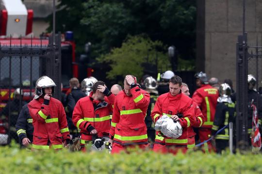 Brandkatastrophe von Notre-Dame: Der Einsatz der Feuerwehrleute