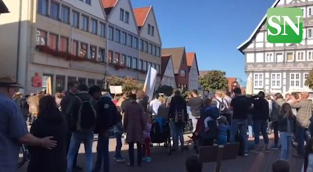 Fridays for Future in Stadthagen