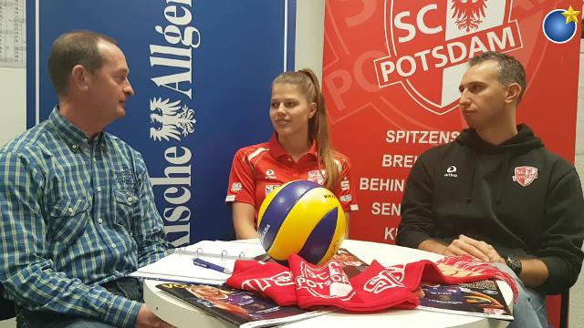 Tiebreak  -  der MAZ-Volleyballtalk