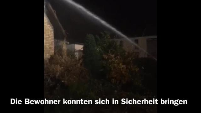 Hausbrand in Ückeritz