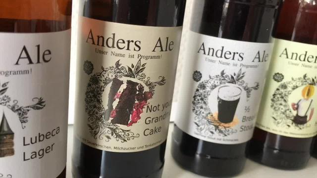 LN-Besuch bei Anders Ale