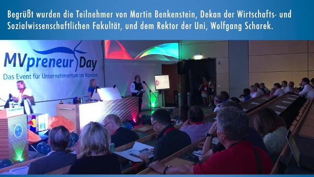 MVpreneur Day 2019 (Video: Lena Hackauf, 5. Juni 2019)