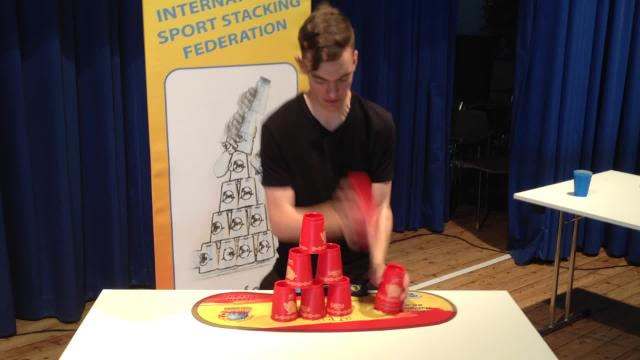 Sport-Stacking in Kellenhusen