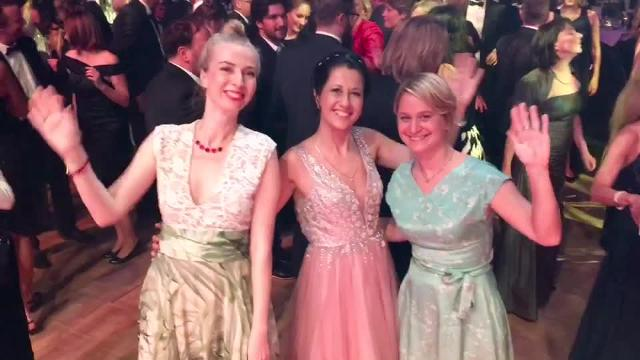 Impressionen vom Landespresseball 2019 in Rostock (Video: Juliane Schultz, 16.11.2019)