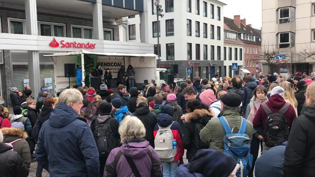Lübeck: So war die Fridays For Future Demo