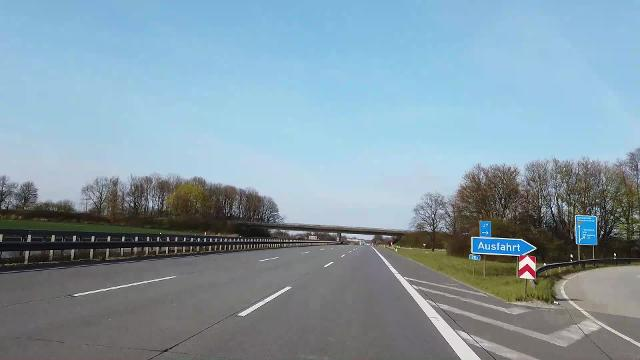 A1 Ostersamstag