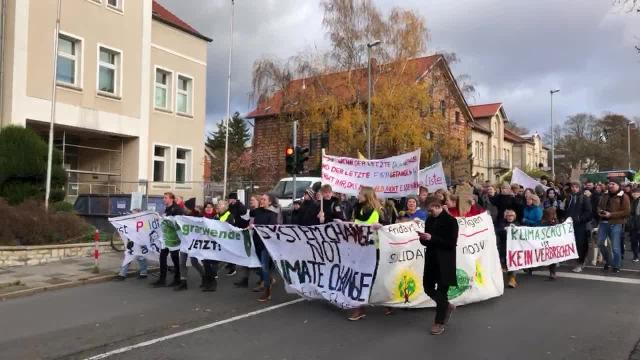 Fridays for Future in Göttingen